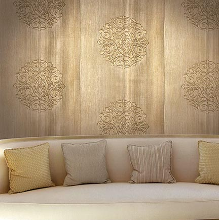 Specialty wallpaper available at Atlantic Wallpaper & Decor in Pompano Beach, FL