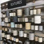 Atlantic Wallpaper & Decor texture sample display