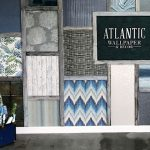 Atlantic Wallpaper & Decor showroom display