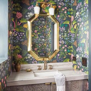 Floral and Botanical Wallpaper
