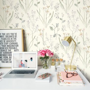 Floral and Botanical Wallpaper available at Atlantic Wallpaper & Decor