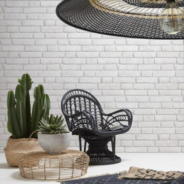Brick Wallpaper available at Atlantic Wallpaper & Decor
